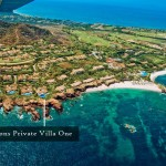 Four Seasons Private Villa 1 - Aerial view