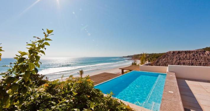 Los Veneros Penthouse 1 - Punta de Mita Condos for Sale and Rent