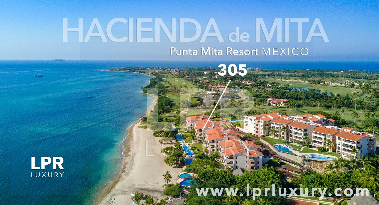 Hacienda de Mita 305 - Villa Las Palmas 3 - at the exclusive Punta Mita Resort, Riviera Nayarit, Mexico
