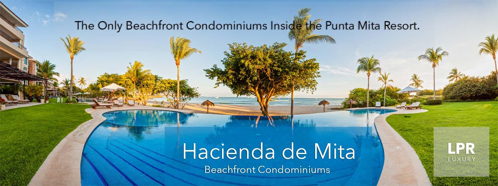 Hacienda de Mita Luxury Condos at the Exlusive Punta Mita Resort, Mexico