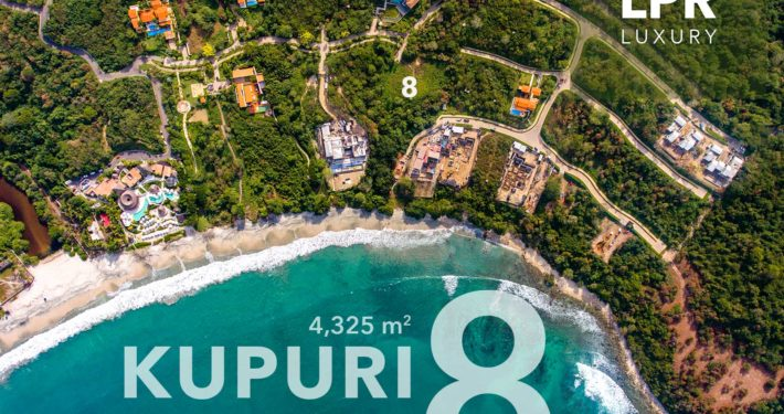 Kupuri Estate lot 8 - Punta Mita Resort, Riviera Nayarit, Mexico