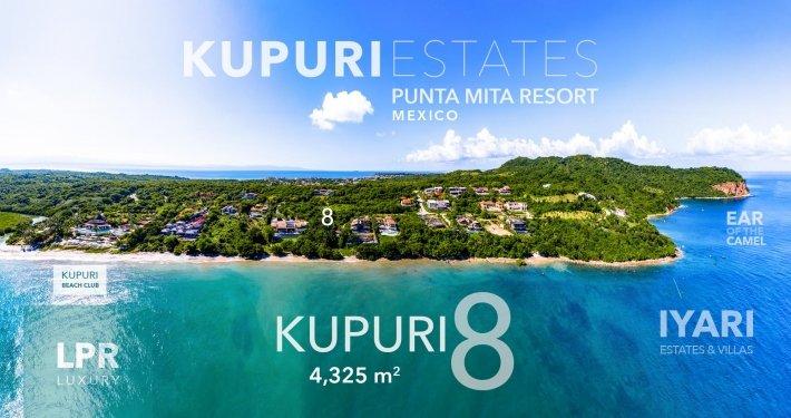 Kupuri Estate lot 8 - Punta Mita Resort, Riviera Nayarit, Mexico