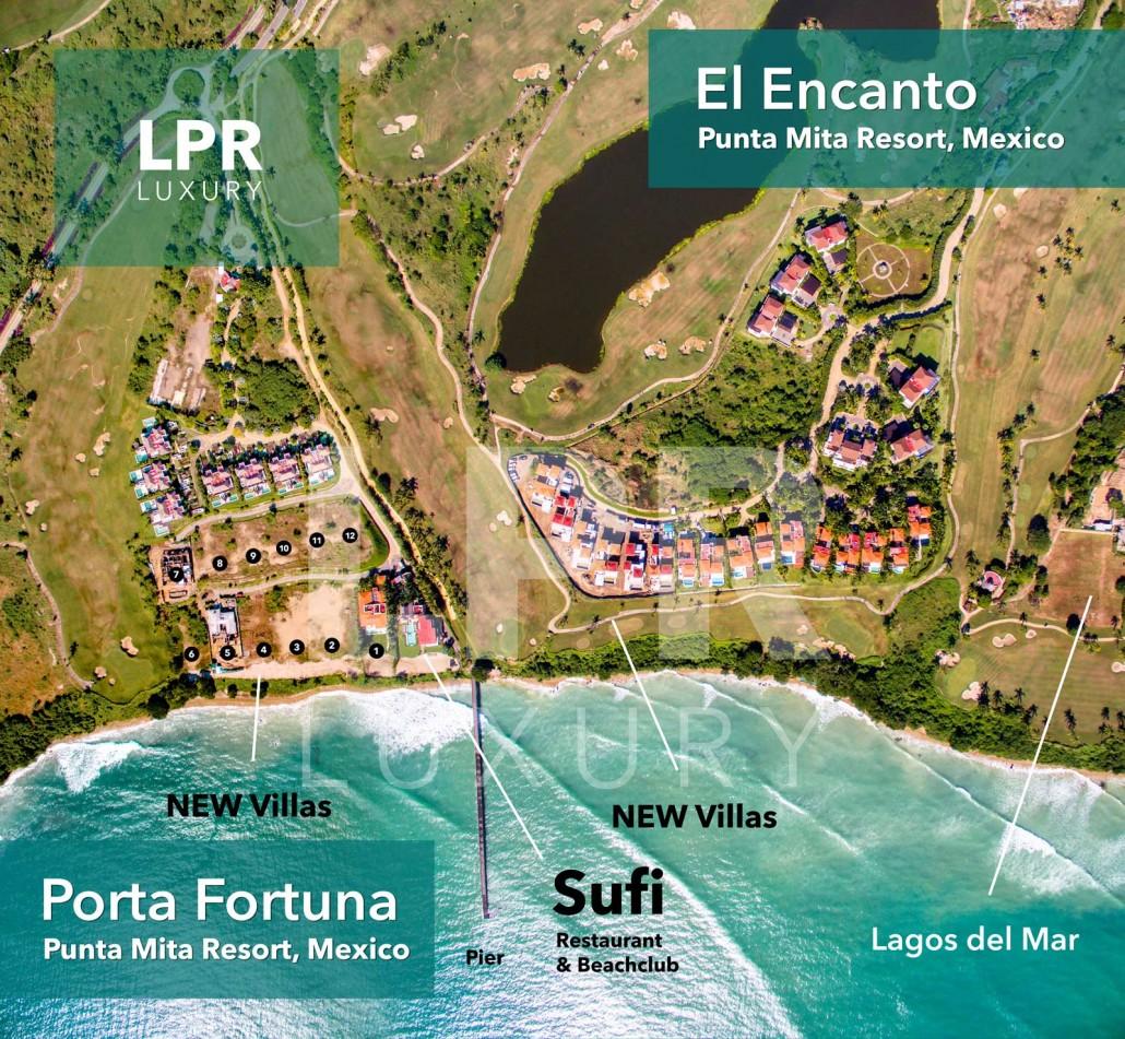 Porta Fortuna - El Encanto - Punta Mita Resort, Mexico