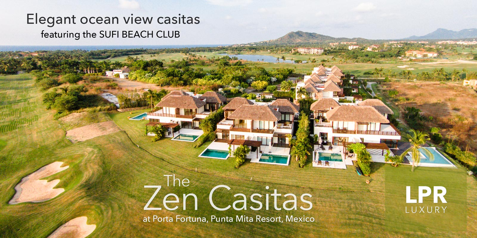 Zen Casitas at Porta Fortuna - Punta Mita Resort Real Estate - Vallarta | Nayarit - Mexico