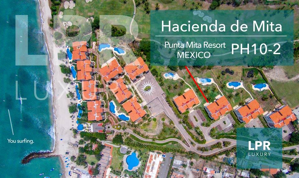 Hacienda de Mita PH 10-2 - Punta Mita Resort - Mexico