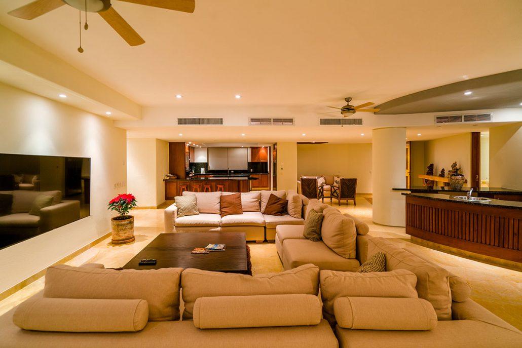 PVSR 201 - Luxury vacation rental condo on Playa Punta de Mita, Riviera Nayarit, Mexico