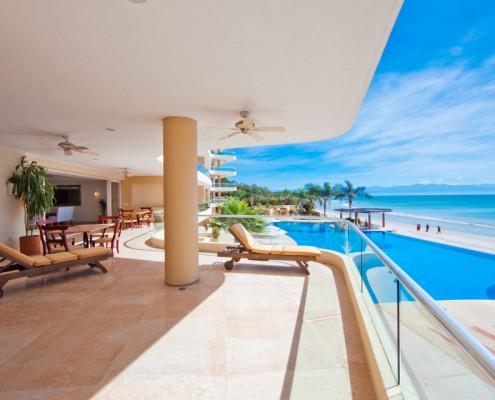 PVSR 201 - Luxury Vacation Rental Condo - Playa Punta de Mita, Mexico