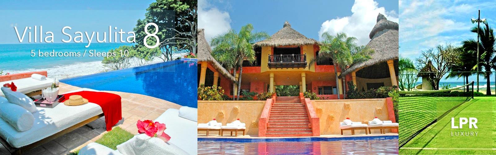 Villa Sayulita 8 - Luxury Estate on a hidden beach South of Sayulita, Riviera Nayarit, Mexico