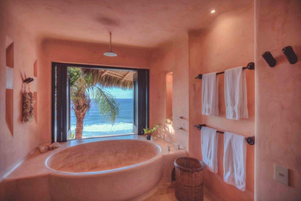 Villa Sayulita 8 - Luxury Beachfront Vacation Villa -n Sayulita, Riviera Nayarit, Mexico