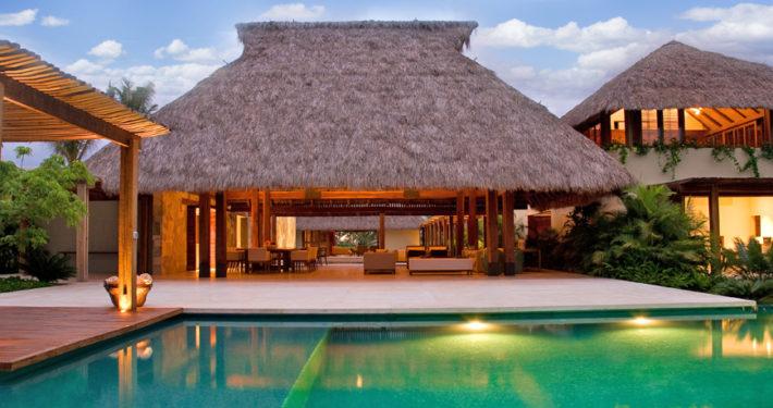 Villa Lagos del Mar 31 - Luxury Punta Mita Resort Real Estate on the Jack Nicklaus golf course