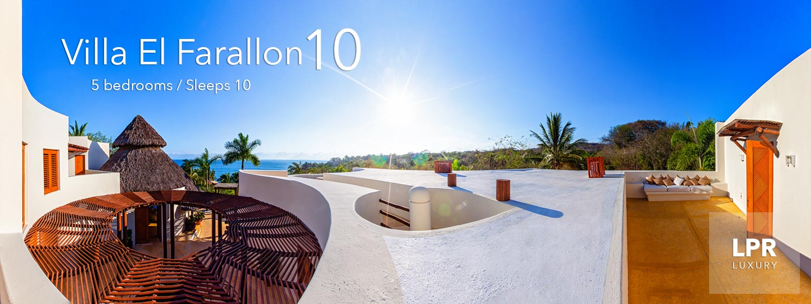 Villa El Farallon 10 - Luxury Punta de Mita Real Estate   Vacation Rentals