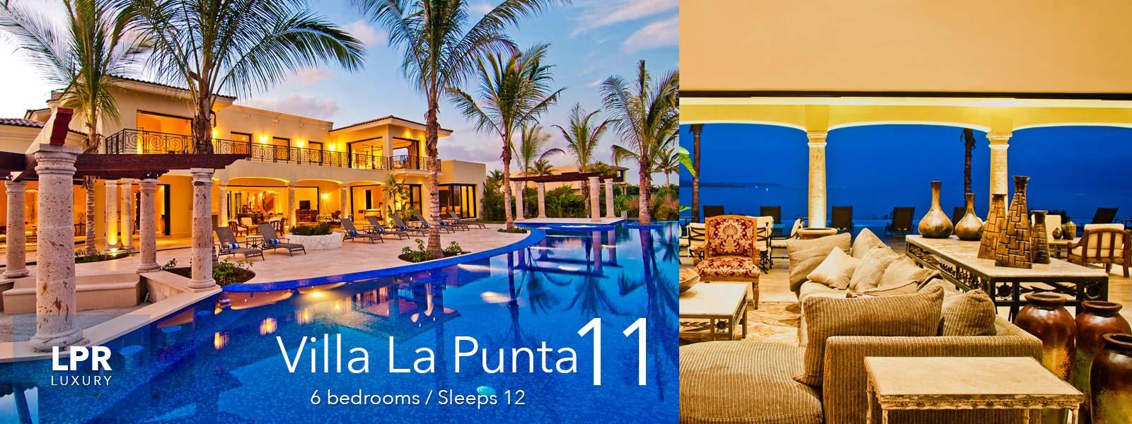 Villa la Punta 11 - Luxury Vacation Rental Villa for sale at the Punta Mita Resort, Mexico