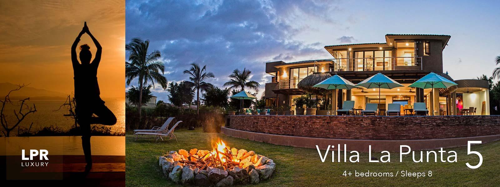Villa la Punta 5 - La Punta Estate - Punta Mita Resort - Riviera Nayarit - Mexico