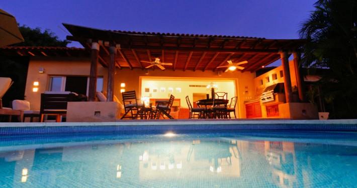 Villa Las Palmas 19 at the Punta Mita Resort