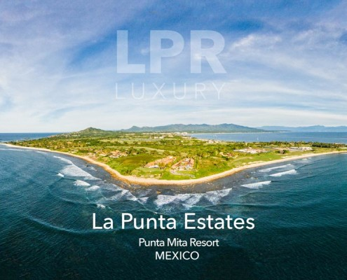 La Punta Estates - Homes and Homesites - Punta Mita Real Estate - Puerto Vallarta - Mexico