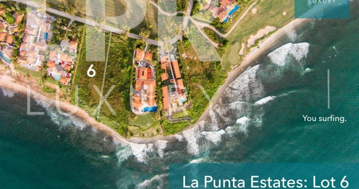 La Punta Estates - Lot 6 at the Punta Mita Resort - Puerto Vallarta Mexico