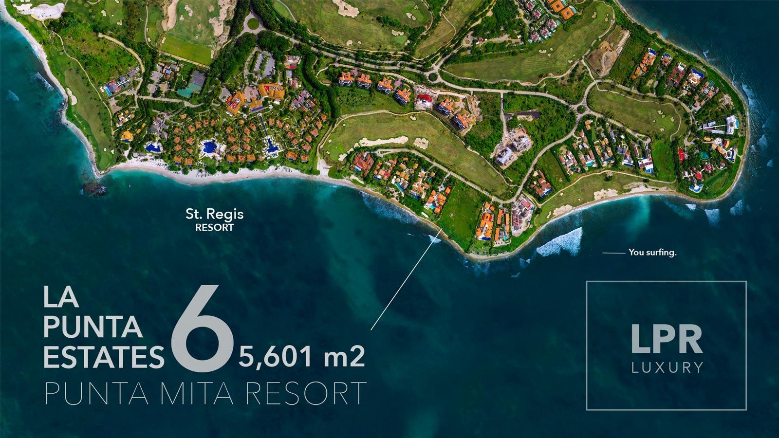 La Punta Estates - Lot 6 - Punta Mita Four Seasons / St. Regis Resort - Mexico