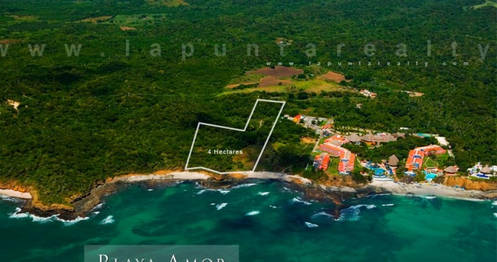 Playa Amor - Development land for sale - Hotel site - Puerto Vallart Beach property for sale