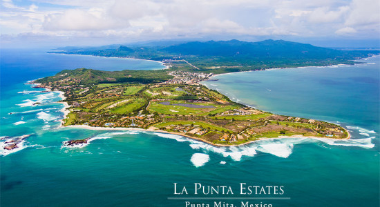 La Punta Estates - Punta Mita Resort, Riviera Nayarit, Mexico