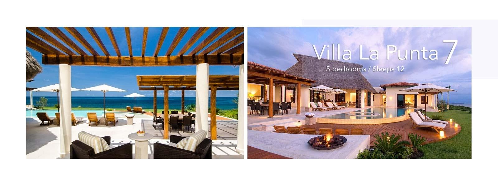 Villa la Punta 7 - La Punta Estate - Punta Mita Resort - Riviera Nayarit - Mexico