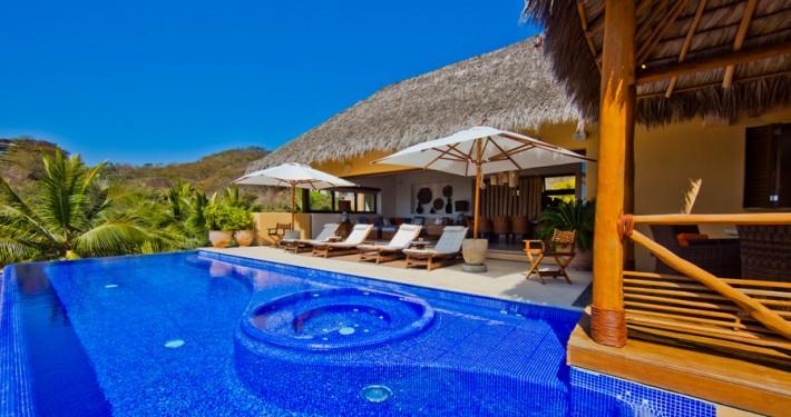 Villa Real del Mar 1 - Luxury vacation rental villa for sale in Punta de Mita.