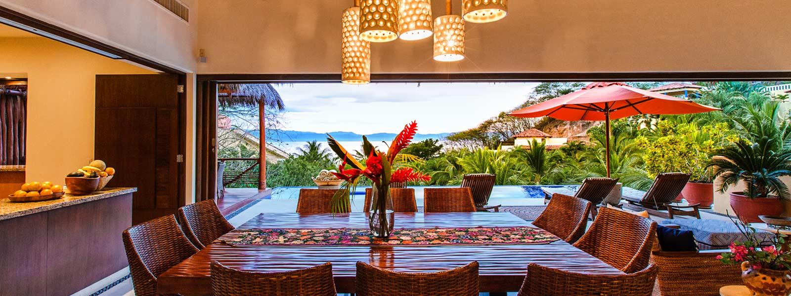 Villa Real del Mar 1 - Luxury Punta de Mita Real Estate and Vacation Rentals