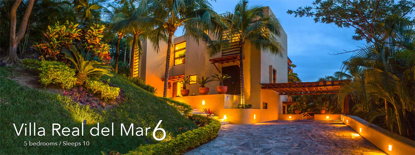 Villa Real del Mar 6 - Punta de Mita Luxury Real Estate and Vacation Rentals - Mexico