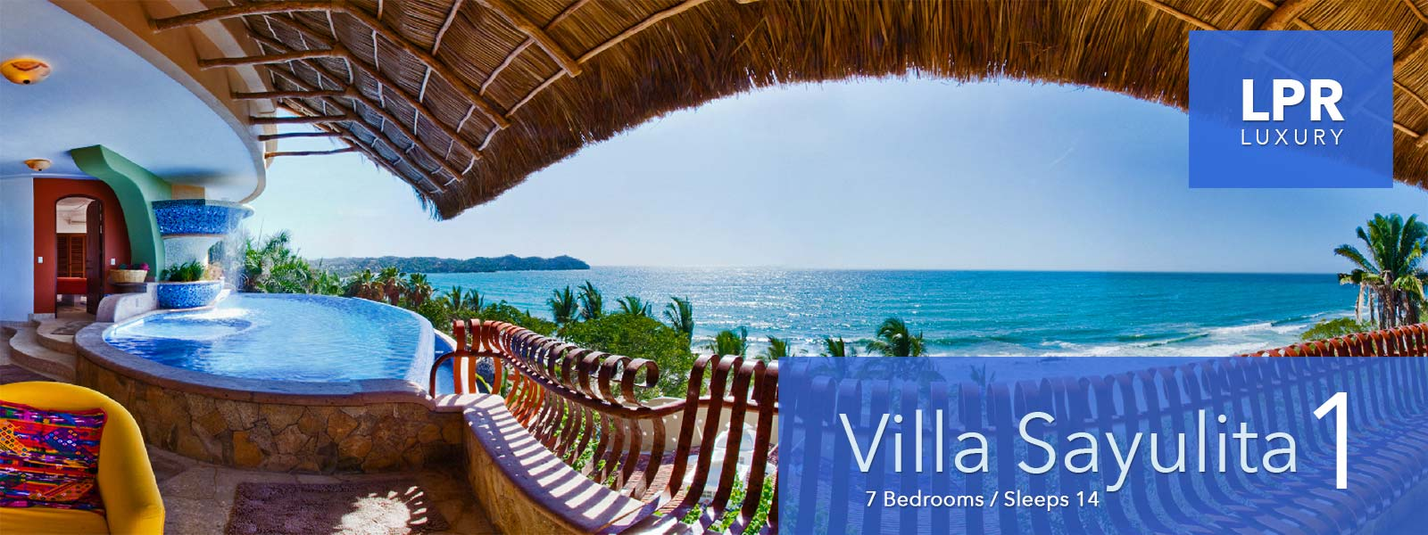 Villa sayulita 1 secret puerto vallarta beachfront for Villas sayulita