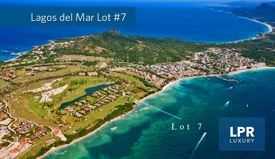 Lagos del Mar - Lot 7 - Punta Mita Mexico - Four Seasons Resort - St. Regis Punta Mita