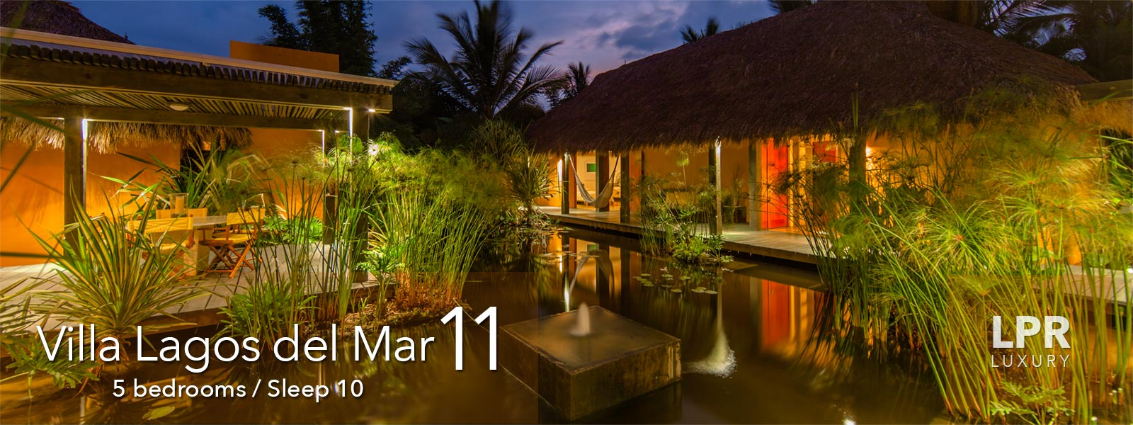 Villa Lagos del Mar 11 - Punta Mita Resort Real Estate - Punta Mita Vacation Rentals