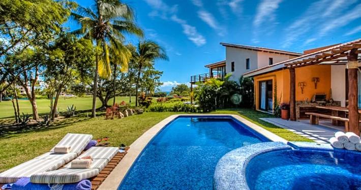 Villa la Serenata 5 - Punta Mita Mexico Resort Real Estate and Vacation Rentals