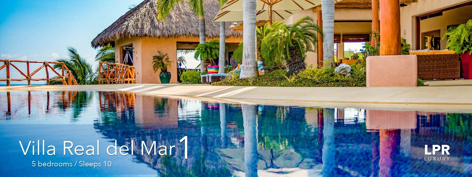 Villa Real del Mar 1 - Punta de Mita Luxury Real Estate and Vacation Rentals - Mexico