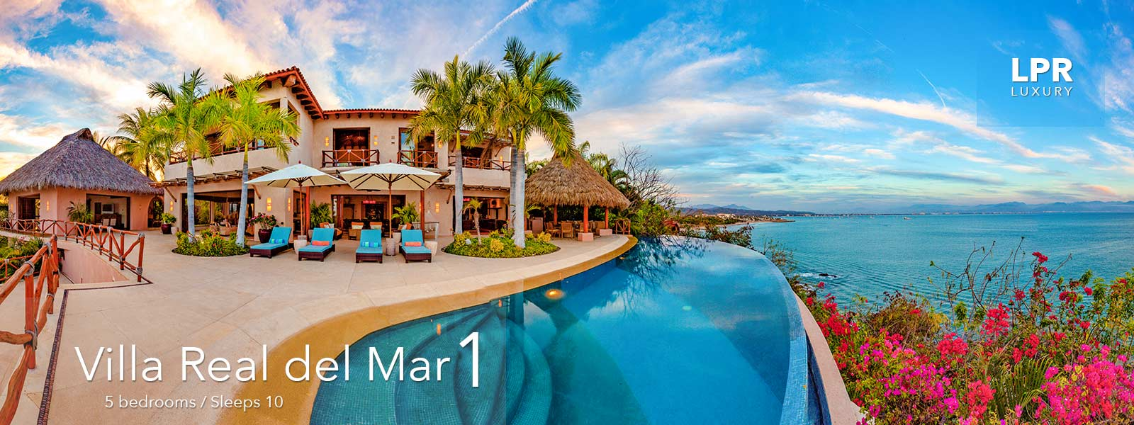 Villa Real del Mar 1 - Punta de Mita Luxury Real Estate and Vacation Rentals - Mexico
