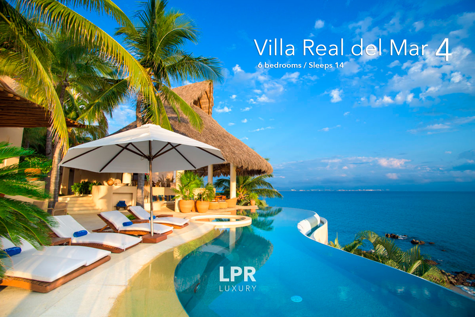 Villa Real del Mar 4 - Luxury beachfront vacation rental villa in Punta de Mita - La Cruz de Huanacaxtle, Riviera Nayarit, Mexico