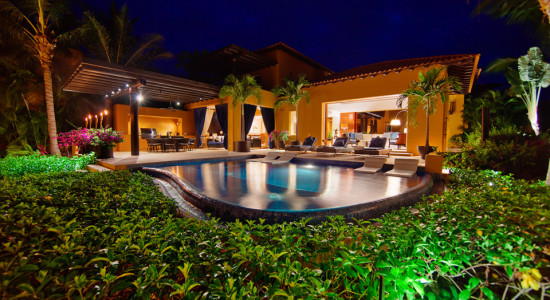 Villa El Encanto 2 - Punta Mita Mexico Real Estate and Vacation Rentals