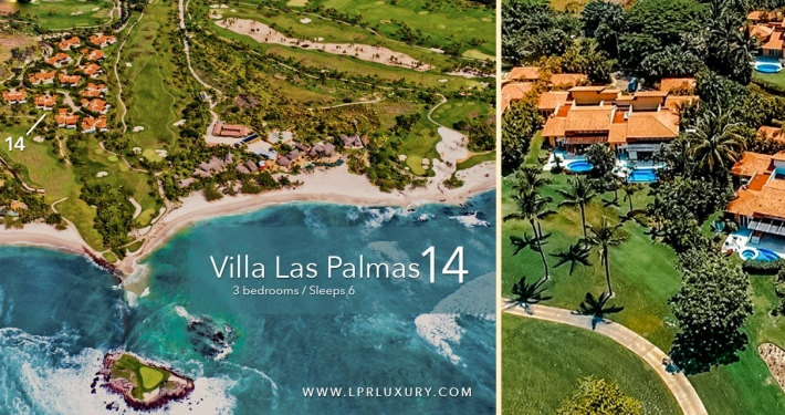 Villa Las Palmas 14 - on the Jack Nicklaus golf course at the Four Seasons / St. Regis Resort, Punta Mita
