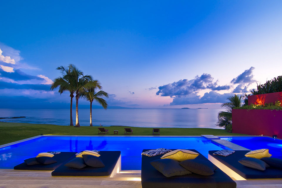 Villa Ranchos 9 - Luxury Punta Mita Rentals at the Punta Mita Mexico Resort