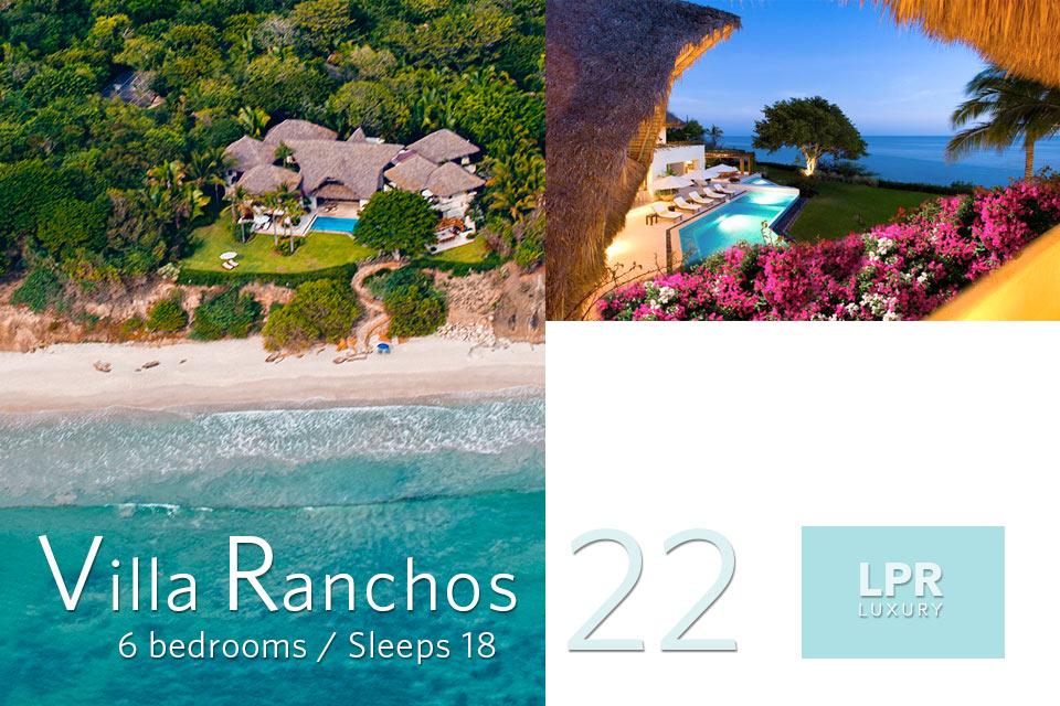 Villa Ranchos 22 at the Punta Mita Mexico Resort