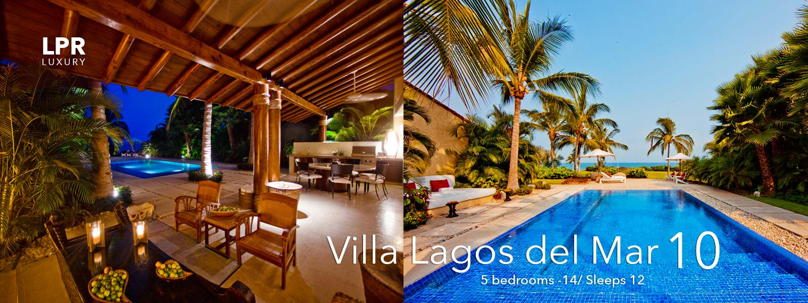 Villa Lagos del Mar 10 - Punta Mita Resort - Mexico Vacation Rentals