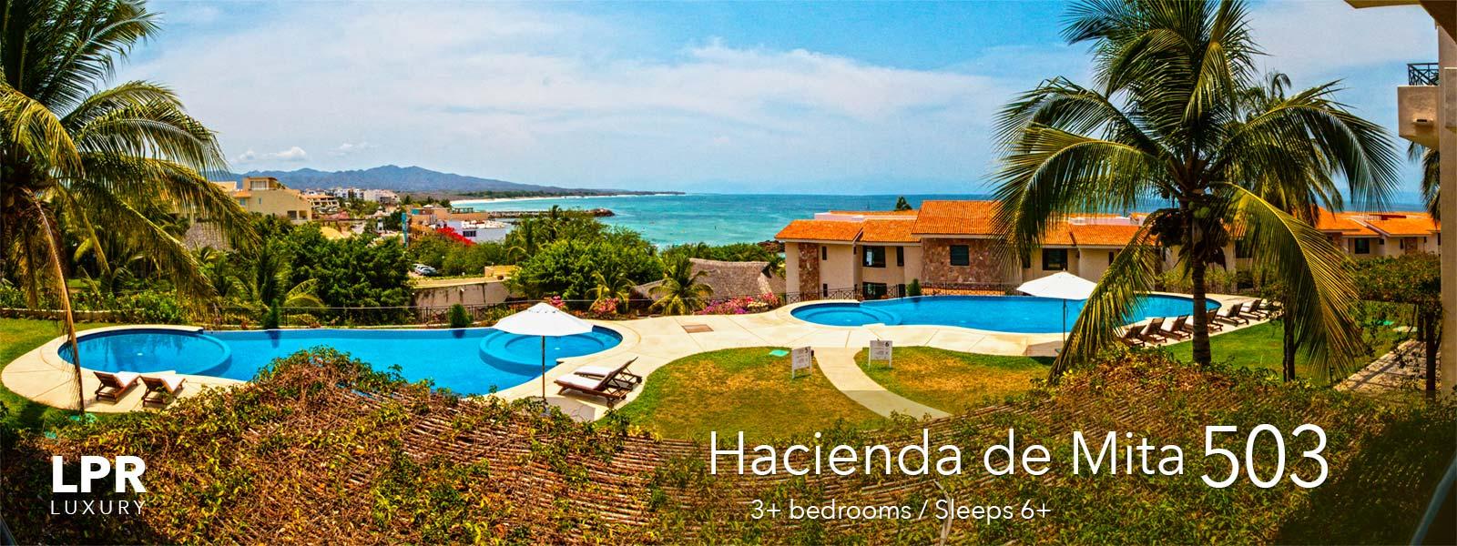 Hacienda de Mita 503 - Luxury Punta Mita Resort Condos, Mexico