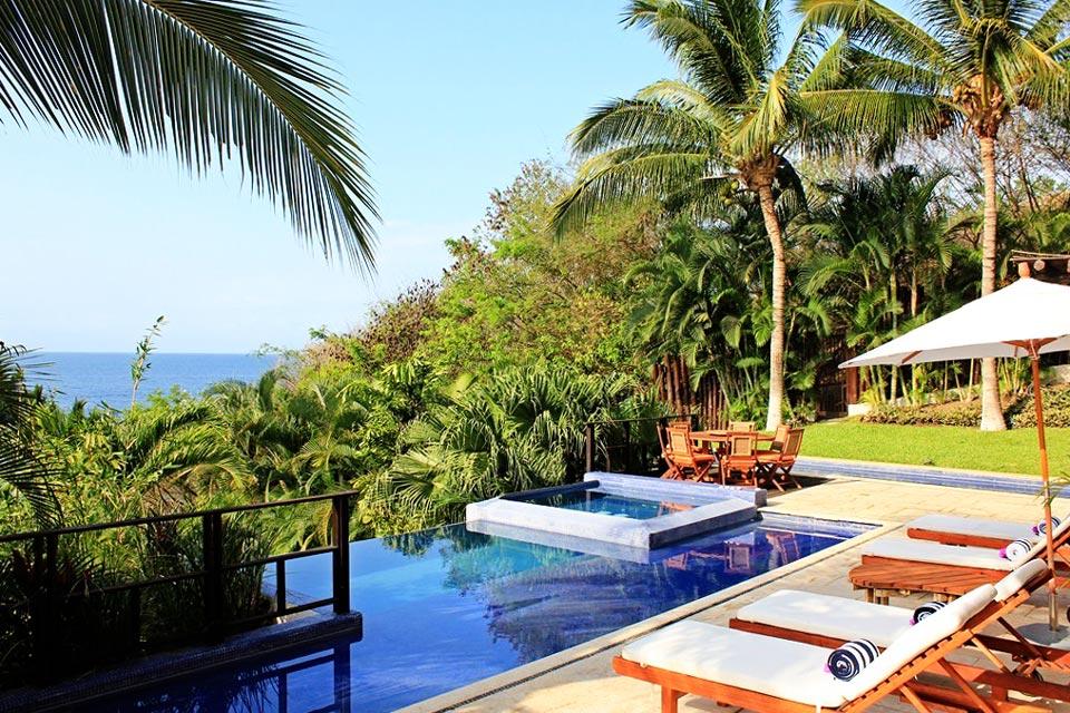 Villa real del mar 10 puerto vallarta punta de mita mexico - Mar real estate ...