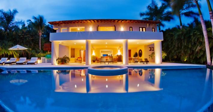 Villa Lagos del Mar 23 - Punta Mita Resort - Luxury Vacation Rental Villa