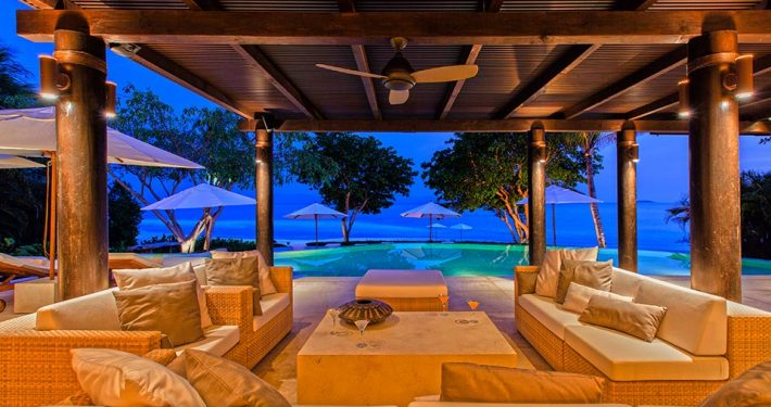 Villa Ranchos 20 - Luxury beachfront vacation rental villa at the exclusive Punta Mita Resort - Riviera Nayarit, Mexico