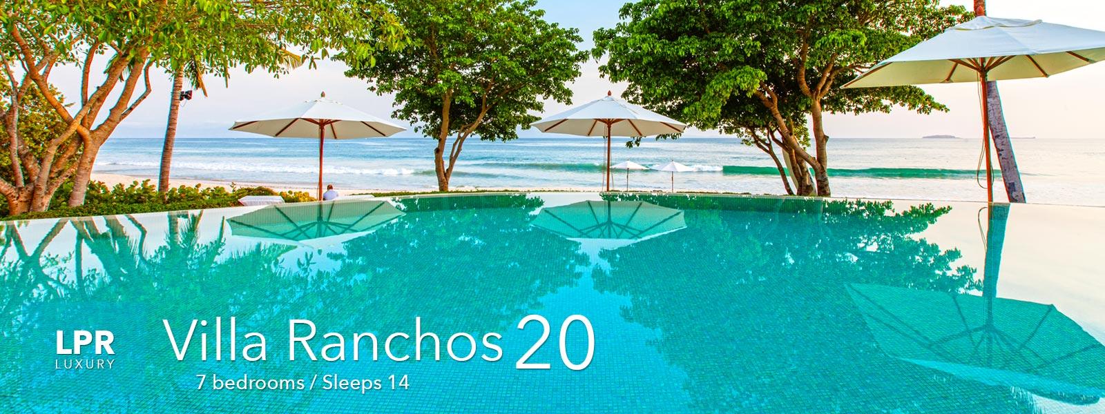 Villa Ranchos 20 - Luxury Vacation Rental Villa at the Punta Mita Resort, Riviera Nayarit, Mexico