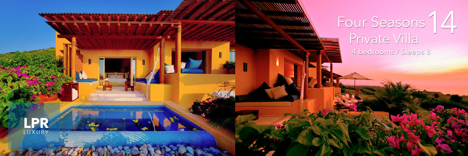Four Seasons Punta Mita - Private Villa 14 - Punta Mita Real Estate Rentals