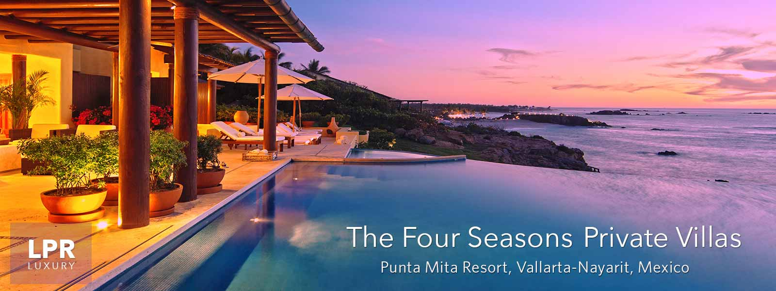 four seasons private villas - punta mita luxury real estate