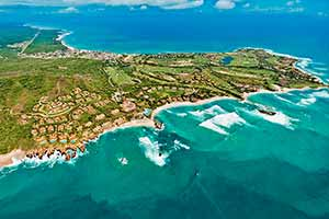 Punta Mita Mexico is an island of luxury on the Pacific coast of Mexico North of Puerto Vallarta.