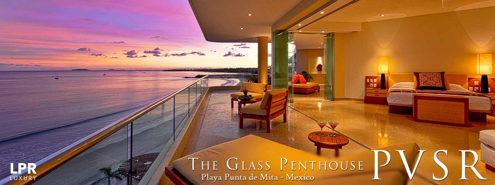PVSR - The Glass Penthouse at Punta de Mita, Vallarta | Nayarit, Mexico