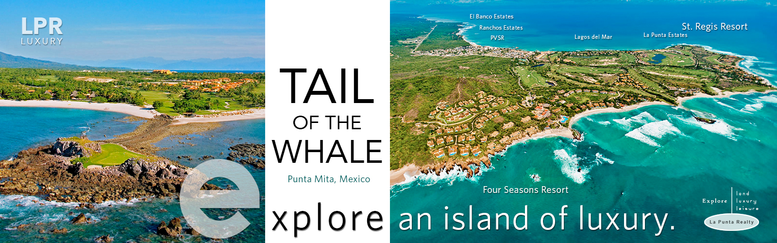 Explore the Punta Mita Resort - Vallarta | Nayarit - Mexico featuring the St. Regis Punta Mita and the Four Seasons Punta Mita offering two Jack Nicklaus golf courses and a world of water adventures.