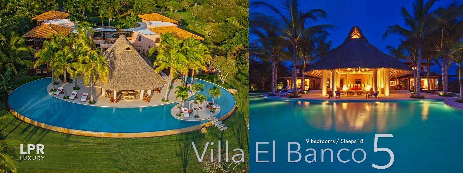 Villa El Banco 5 - Punta de Mita - Puerto Vallarta, Mexico